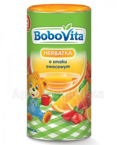 BOBOVITA Herbatka o smaku owocowym po 9 m-cu - 200 ml - Apteka internetowa Melissa