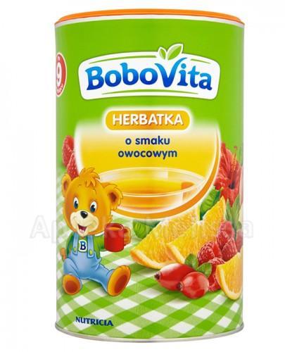 BOBOVITA Herbatka o smaku owocowym po 9 m-cu - 400 ml - Apteka internetowa Melissa