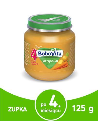 BOBOVITA Jarzynowa po 4 m-cu - 125 g - Apteka internetowa Melissa