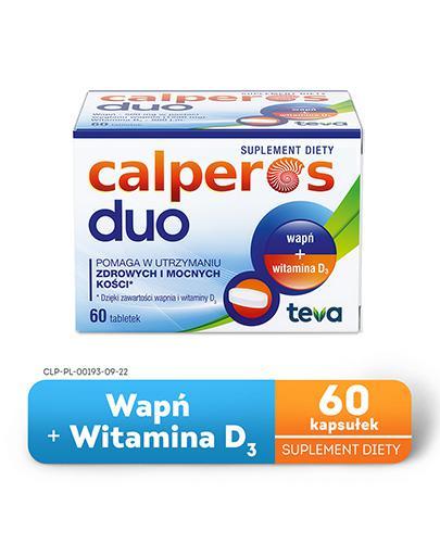 CALPEROS DUO - 60 tabl.