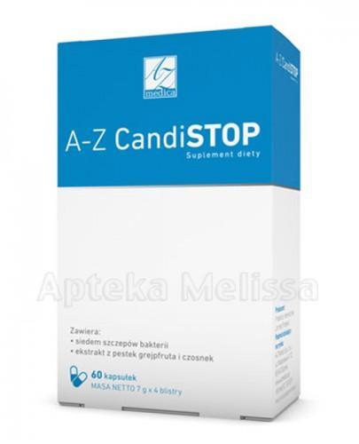 A-Z CANDISTOP  - 60 kaps. - Apteka internetowa Melissa