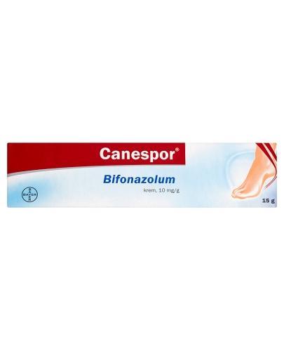 CANESPOR Krem 10 mg/1 g - 15 g - Apteka internetowa Melissa