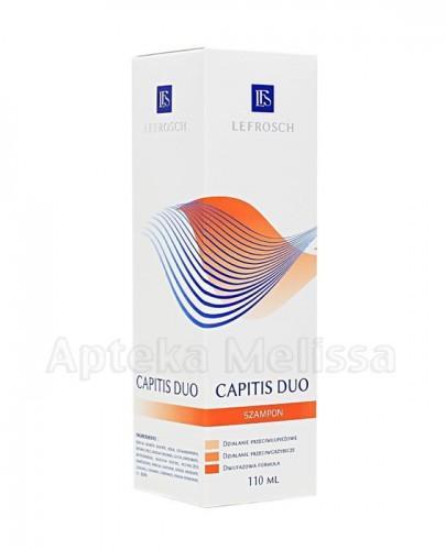 CAPITIS DUO Szampon - 110 ml - Apteka internetowa Melissa