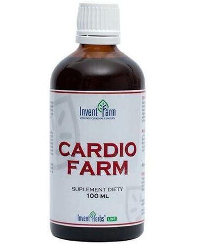 Cardio Farm Płyn doustny - 100 ml - cena, opinie, dawkowanie - Drogeria Melissa