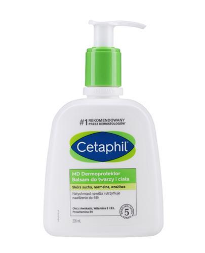 Cetaphil MD Dermoprotektor Balsam nawilżający z pompką - Apteka internetowa Melissa