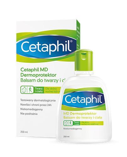 CETAPHIL MD DERMOPROTEKTOR - balsam - 250 ml - cena, opinie, właściwości