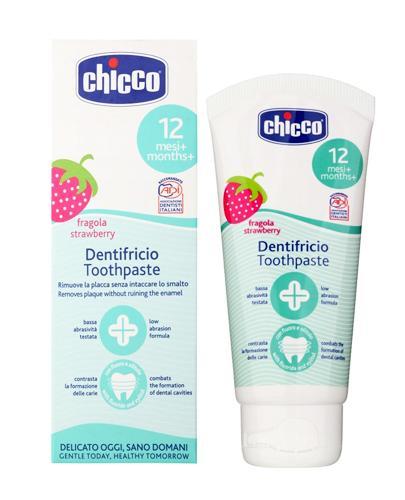 CHICCO Pasta do zębów 12M+ - 50 ml - Drogeria Melissa