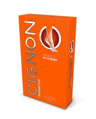 CIGNON - 30 kaps. Bogate źródło kolagenu i witaminy C. - Drogeria Melissa
