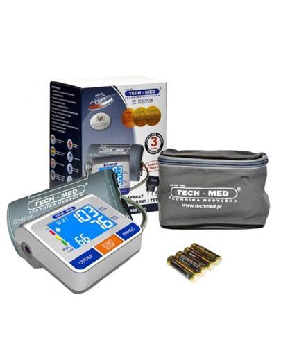 TECH-MED Ciśnieniomierz cyfrowy TMA-500PRO - 1 szt. - Apteka internetowa Melissa