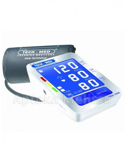 TECH-MED TMA-1000 Ciśnieniomierz elektroniczny - 1 szt. - Apteka internetowa Melissa