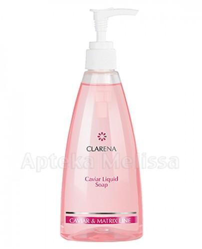 CLARENA CAVIAR & MATRIX LINE Delikatne mydło w płynie z ekstraktem kawiorowym - 250 ml  - Apteka internetowa Melissa