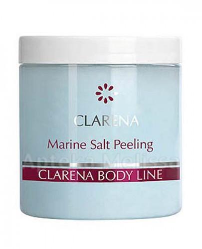 CLARENA MARINE SLIM SALT PEELING Morski wyszczuplający peeling solny - 250 ml - Apteka internetowa Melissa