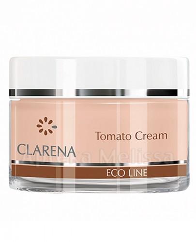 CLARENA ECO LINE Krem przeciwzmarszczkowy z pomidorem - 50 ml  - Apteka internetowa Melissa