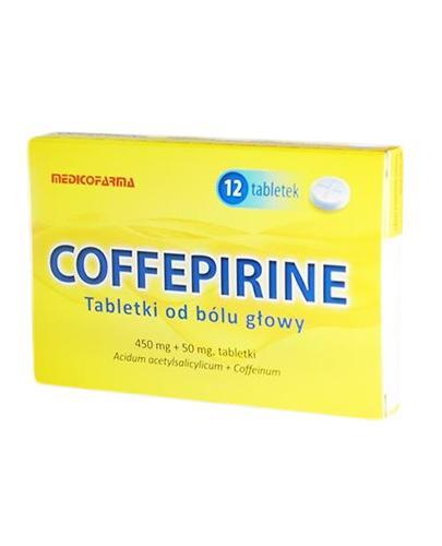 COFFEPIRINE - 12 tabl.