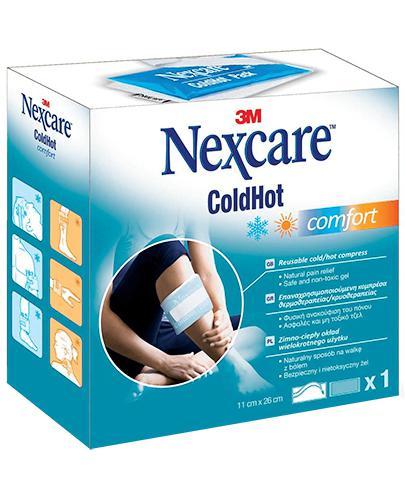 NEXCARE COLD HOT COMFORT Okład ciepło-zimne 26 x 11 cm -1 szt. - Drogeria Melissa