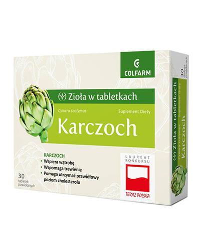 COLFARM Karczoch - 30 tabl.