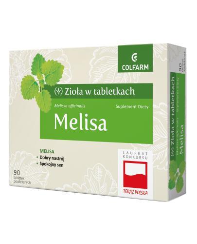 COLFARM Melisa - 90 tabl. - Drogeria Melissa