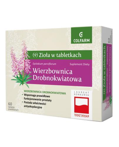 COLFARM Wierzbownica drobnokwiatowa - 60 tabl. - Drogeria Melissa