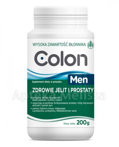 COLON C MEN - 200 g Data ważności 2020.11.30 - Apteka internetowa Melissa