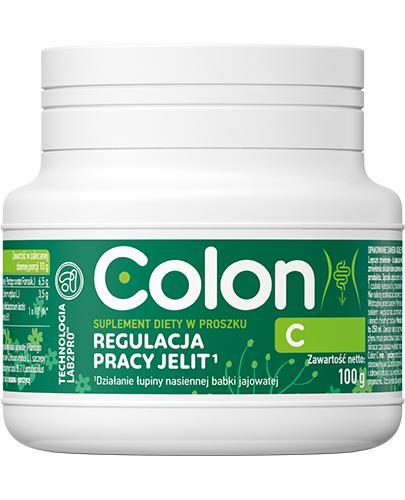 COLON C Proszek - 100 g - Apteka internetowa Melissa