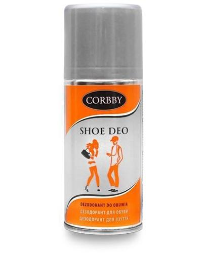 CORBBY SHOE DEO Dezodorant do obuwia - 150 ml