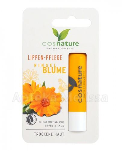 COSNATURE Naturalny ochronny balsam do ust z nagietkiem - 4,8 g - Apteka internetowa Melissa