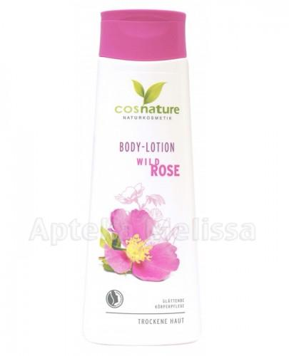 COSNATURE Naturalny odżywczy balsam do ciała z olejkiem z dzikiej róży - 250 ml