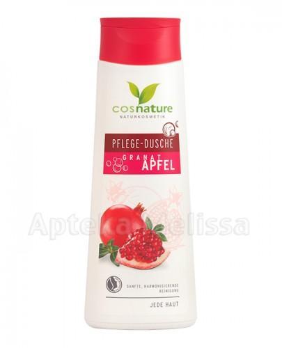 COSNATURE Naturalny odżywczy żel pod prysznic z owocem granatu - 250 ml - Apteka internetowa Melissa