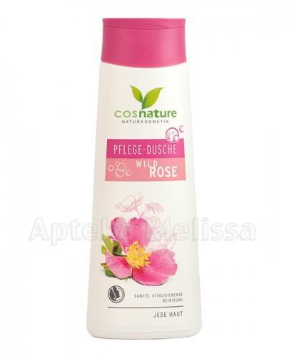 COSNATURE Naturalny odżywczy żel pod prysznic z dziką różą - 250 ml - Apteka internetowa Melissa