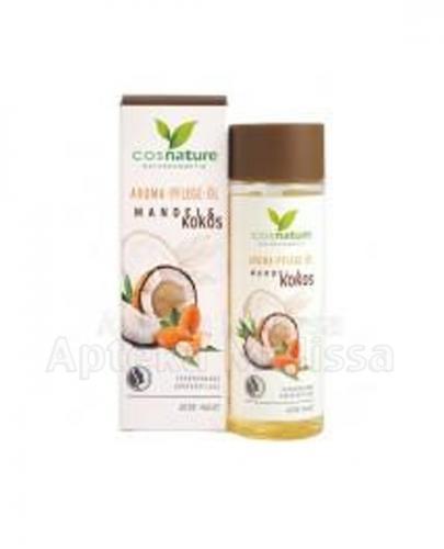 COSNATURE Naturalny aromatyczny migdałowo-kokosowy olejek do pielęgnacji ciała - 100 ml - Apteka internetowa Melissa