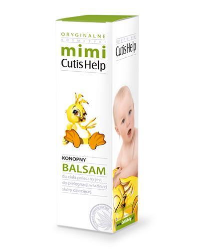 CUTISHELP Mimi balsam do ciała - 200 ml   - Apteka internetowa Melissa