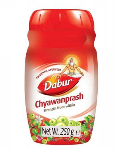 Dabur Chyawanprash Pasta wzmacniająca odporność - 250 g - cena, opinie, wskazania - Drogeria Melissa