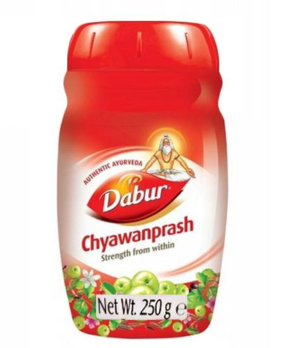 Dabur Chyawanprash Pasta wzmacniająca odporność - 250 g - cena, opinie, wskazania - Apteka internetowa Melissa