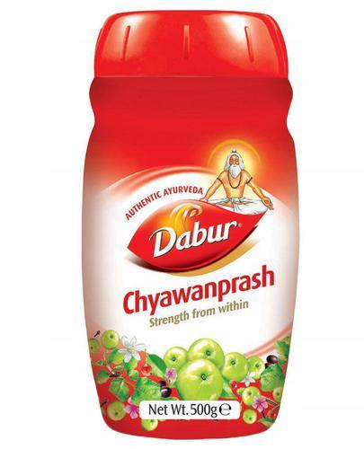 Dabur Chyawanprash Pasta wzmacniająca odporność - 500 g - cena, opinie, stosowanie - Apteka internetowa Melissa