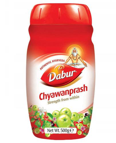 Dabur Chyawanprash Pasta wzmacniająca odporność - 500 g - cena, opinie, stosowanie - Drogeria Melissa