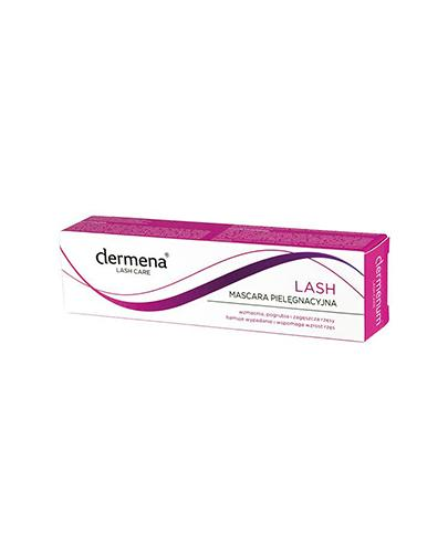 Dermena Lash Mascara - 10 ml Tusz do rzęs - opinie, stosowanie, ulotka - Drogeria Melissa