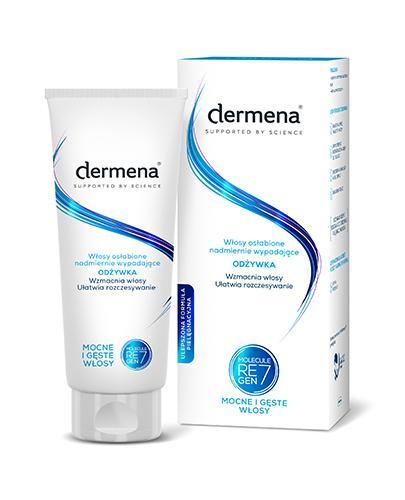DERMENA Odżywka wzmacniająca włosy - 200 ml