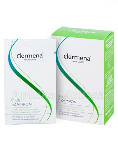 Dermena Plus Szampon przeciwłupieżowy - Apteka internetowa Melissa