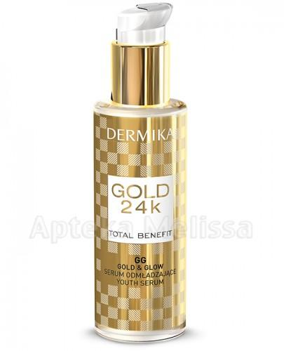 DERMIKA GOLD TOTAL BENEFIT Serum odmładzające - 30 ml - Apteka internetowa Melissa