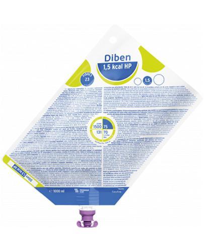 DIBEN - 1000 ml. W niedożywieniu i ryzyku niedożywienia. Data ważności 2021.07.31 - Apteka internetowa Melissa