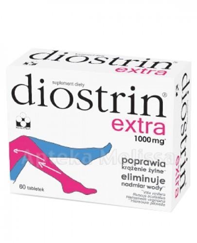 DIOSTRIN EXTRA - 60 tabl.  - Apteka internetowa Melissa