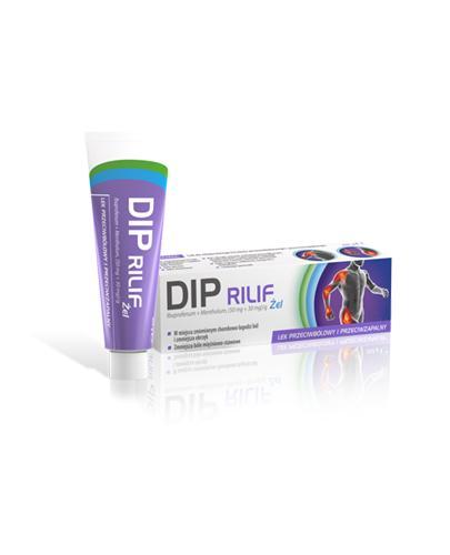 DIP RILIF (Deep Relief) Żel - 50 g - Apteka internetowa Melissa