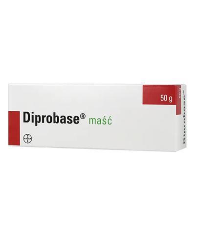 DIPROBASE Maść - 50 g - Apteka internetowa Melissa
