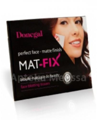 DONEGAL MAT-FIX Bibułki matujące - 50 szt - Apteka internetowa Melissa