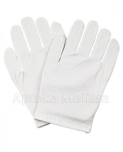 DONEGAL Rękawiczki bawełniane kosmetyczne - 1 para - Apteka internetowa Melissa