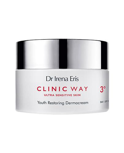 Dr Irena Eris Clinic Way Dermokrem przywracający młodość skóry 3° na dzień - 50 ml Po 50. roku życia - cena, opinie, właściwości - Apteka internetowa Melissa