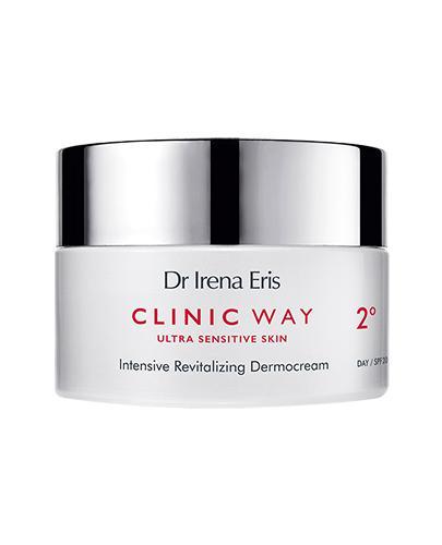 Dr Irena Eris Clinic Way Dermokrem intensywnie rewitalizujący 2° na dzień - 50 ml Od 40. roku życia - cena, opinie, właściwości - Apteka internetowa Melissa
