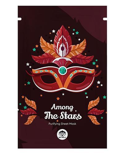 Dr. Mola Among The Stars Purifying Sheet Mask Maska w płachcie - 23 ml - cena, opinie, stosowanie - Drogeria Melissa