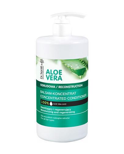 DR. SANTE ALOE VERA Balsam-koncentrat odbudowujący  - 1000 ml
