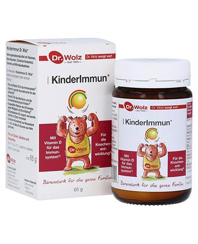 DR. WOLZ KinderImmun proszek - 65 g